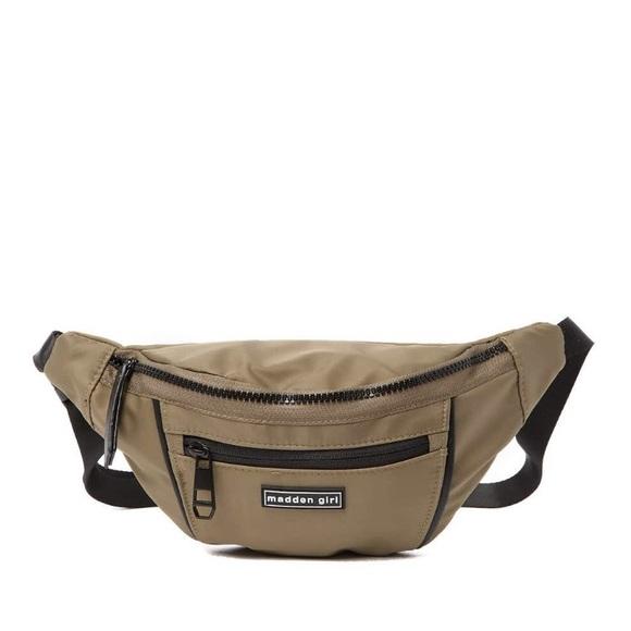 Madden Girl Handbags - Madden Girl brownish fanny pack